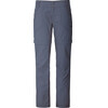 The North Face W's Horizon Convertible Plus Pant Vanadis Grey